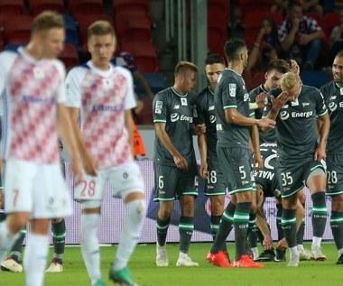 Górnik - Lechia 0-2. Adrian Gryszkiewicz: Pechowo straciliśmy bramki