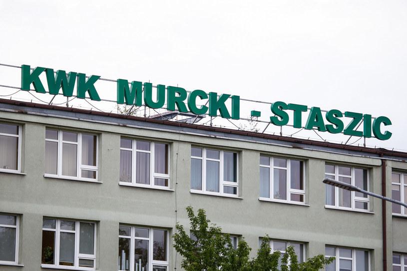 Górnik poszkodowany po wstrząsie w kopalni Staszic /Tomasz Kawka /East News