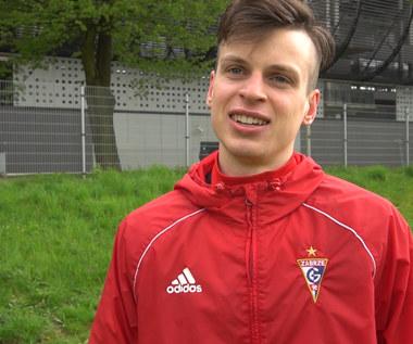 Górnik Zabrze. Adam Ryczkowski po powrocie do treningów. Wideo
