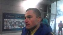 Górnik Zabrze - Arka Gdynia 1-1. Michał Nalepa po meczu. Wideo