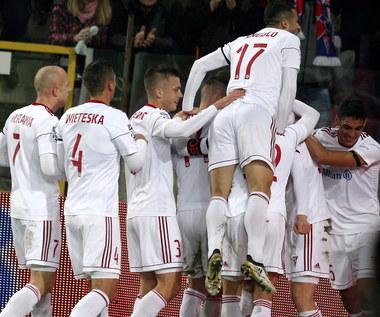 Górnik Zabrze - Lech Poznań 3-1 w 15. kolejce Ekstraklasy