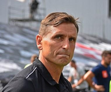 Górnik Zabrze. Niepewna przyszłość trenera Marcina Brosza