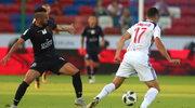 Górnik Zabrze - Pogoń Szczecin 1-1 w meczu 7. kolejki Ekstraklasy