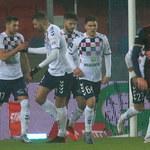 Górnik Zabrze - Pogoń Szczecin 2-1 w meczu 11. kolejki PKO Ekstraklasy