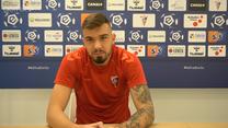 Górnik Zabrze. Przemysław Wiśniewski: Jedziemy po trzy punkty. Wideo