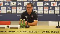 Górnik Zabrze. Trener Jan Urban przed meczem z Pogonią Szczecin. Wideo