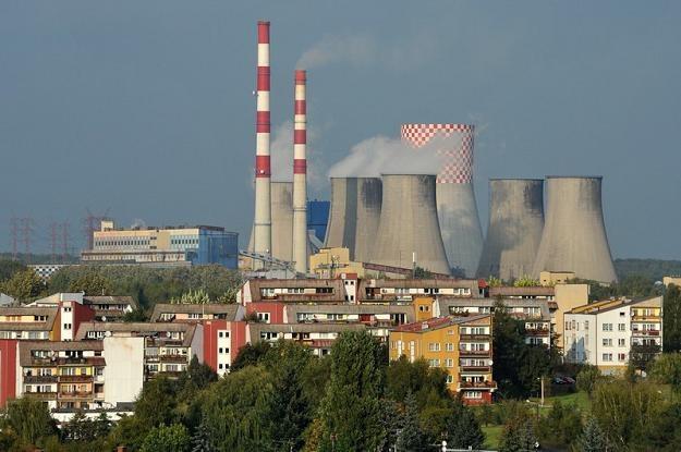Górnośląska elektrownia cieplna Łagisza należy do Tauronu. Fot. Wojciech Stróżyk /Reporter