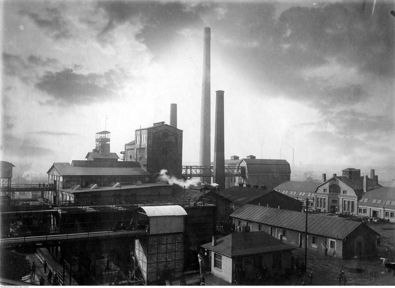 """""""Górny Śląsk był obszarem przemysłowym niezniszczonym w wyniku działań wojennych"""" /Z archiwum Narodowego Archiwum Cyfrowego"""