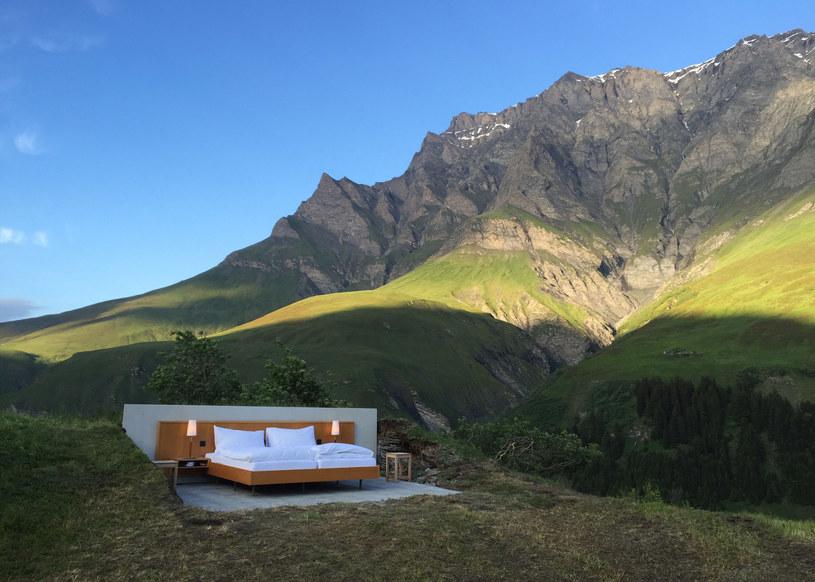 Górska pogoda bywa kapryśna. W Alpach nie zawsze świeci słońce /East News