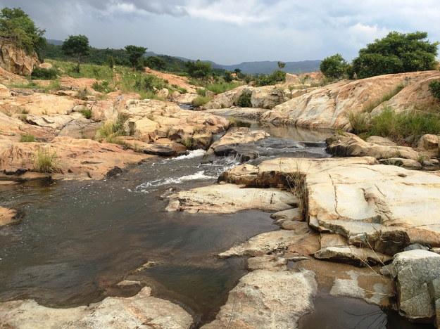Góry Makhonjwa /Dion Brandt /PAP/EPA