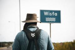 Góry Pieprzowe, rykowisko i dubas. Mateusz Waligóra przeszedł już 550 km Szlakiem Wisły