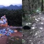 Góry śmieci w Tatrach. Turyści ujawnili przerażające nagrania