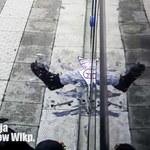 Gorzów Wielkopolski: Agresywny mężczyzna wybił szybę w tramwaju