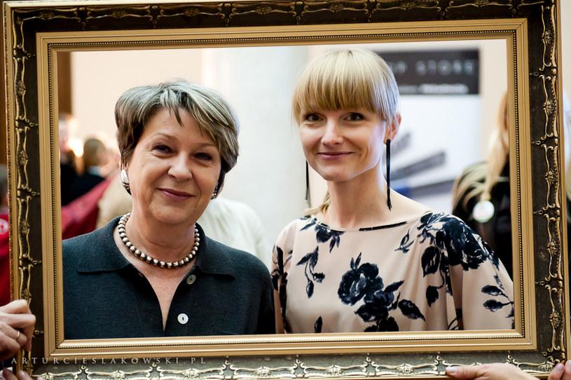 Gościem honorowym spotkania była dr Irena Eris /Styl.pl