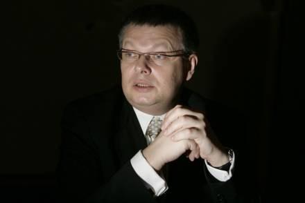 Gościem Kontrwywiadu był Janusz Kaczmarek/fot. Piotr Bławicki /Agencja SE/East News