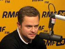 Gościem Przesłuchania w RMF FM był Adam Hofman