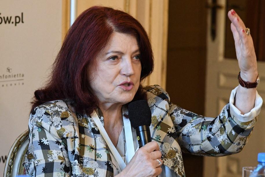 Gościem Specjalnym spotkania będzie wybitna artystka Urszula Dudziak. /Jacek Bednarczyk   /PAP