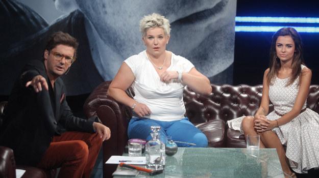 Gośćmi Kuby Wojewódzkiego będą Natalia Siwiec i Anita Włodarczyk /fot  /TVN