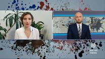 """Gosek-Popiołek w """"Graffiti"""": Mamy do czynienia z kryzysem humanitarnym"""