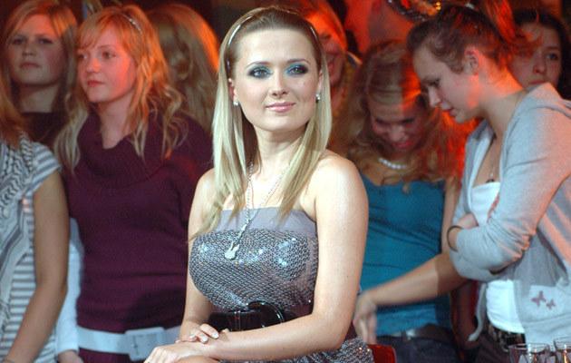 Gosia Andrzejewicz, fot. Marek Ulatowski  /MWMedia