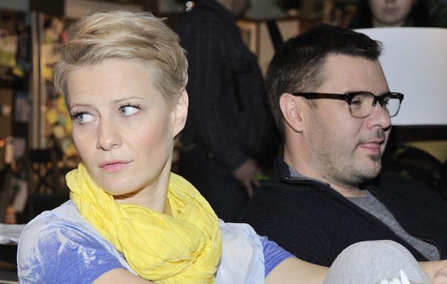 Gosia i Tomek /Jarosław Antoniak /MWMedia