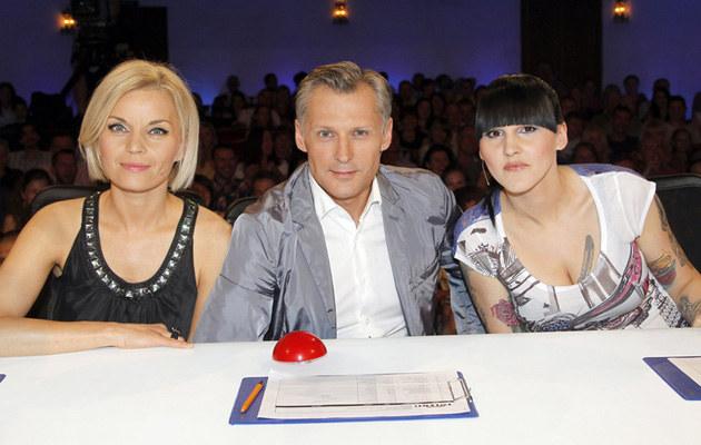 Gosia, Robert i Agnieszka, fot.Engelbrecht  /AKPA