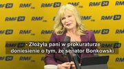 Gosiewska o ew. odejściu Bonkowskiego z Senatu: To byłoby najlepsze rozwiązanie