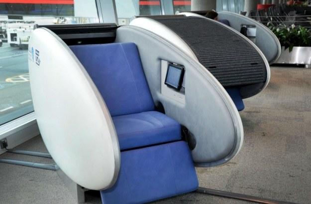 GoSleep.  Fot. Abu Dhabi Airports Company /materiały prasowe