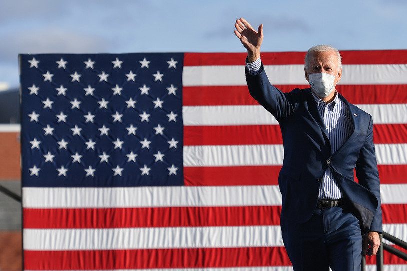 Gospodarczo USA czeka wielki zwrot? /AFP