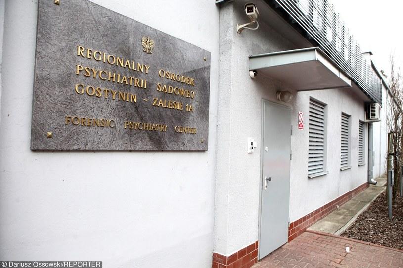 Gostynin, Regionalny Ośrodek Psychiatrii Sądowej /fot. Dariusz Ossowski/REPORTER /East News