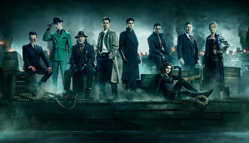 """Gotham"" /The Hollywood Archiv/agefotostock /East News"