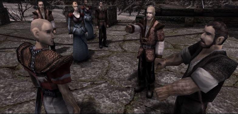 Gothic II: Noc Kruka /materiały prasowe