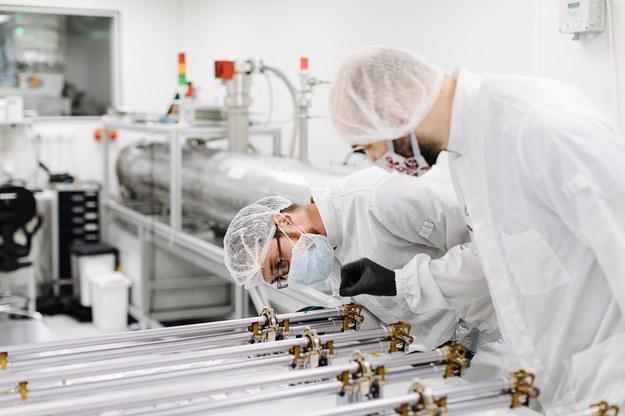 Gotowe są już stworzone przez polskich inżynierów elementy sondy kosmicznej, która wyleci w kierunku Jowisza /Materiały prasowe