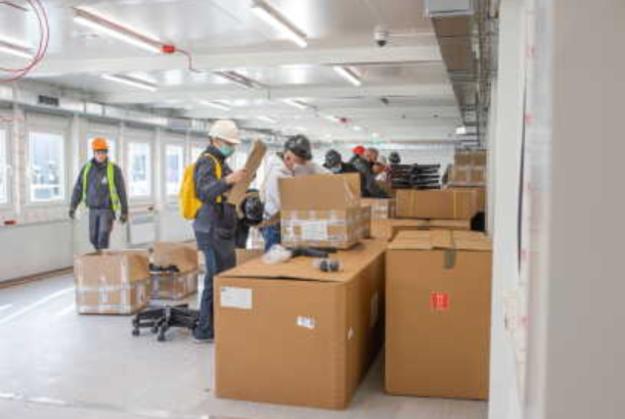 Gotowych 100 łóżek. PKN Orlen zakończył pierwszy etap budowy szpitala tymczasowego