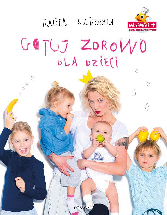 Gotuj zdrowo dla dzieci /Styl.pl/materiały prasowe