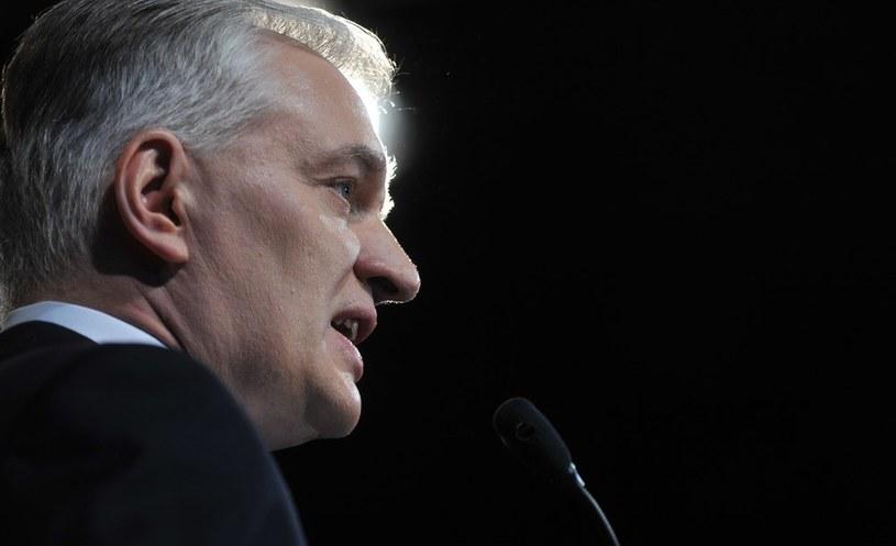 Gowin jeszcze jako minister sprawiedliwości zlikwidował 79 sądów rejonowych. /Witold Rozbicki /Reporter