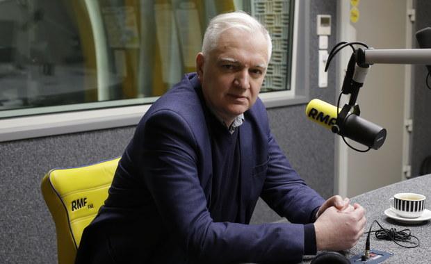 Gowin o podwyżce 1000 zł dla nauczycieli: To niemożliwe