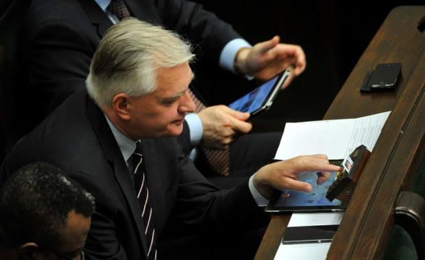 Gowin: Platforma Obywatelska to partia centrolewicowa