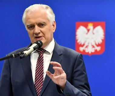 """Gowin: """"Pozycja startowa Polski jest bardzo dobra"""""""