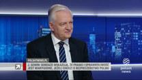 """Gowin w """"Gościu Wydarzeń"""": PiS nie ma planów wyprowadzenia Polski z Unii Europejskiej"""