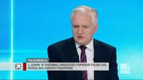 """Gowin w """"Gościu Wydarzeń"""": Propozycje Ministerstwa Finansów uderzają w miliony ciężko pracujących Polaków"""