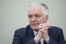 Gowin: Ze strony sędziów nie ma woli reformowania sądów