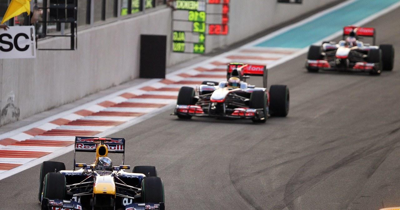 GP Abu Zabi wyłoniło mistrza świata 2010