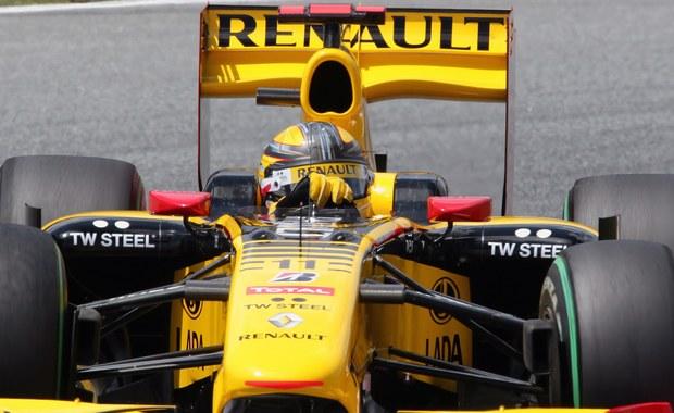 GP Hiszpanii: Kubica wystartuje z czwartej linii