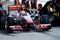 GP Japonii: Button zdominował pierwsze treningi