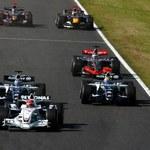 GP Japonii minuta po minucie
