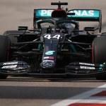 GP Portugalii. Lewis Hamilton wygrał sobotnie kwalifikacje