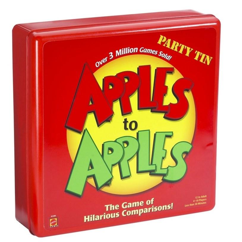"Gra ""Apples to Apples""/www.mattel.com /INTERIA.PL"