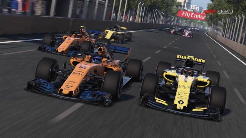 Gra F1 2018 dziś trafia do sprzedaży /materiały prasowe