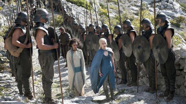"""Gra o tron"" 4 /HBO"